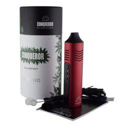 Conqueror Dry Herb Vaporizer 2200mah Battery